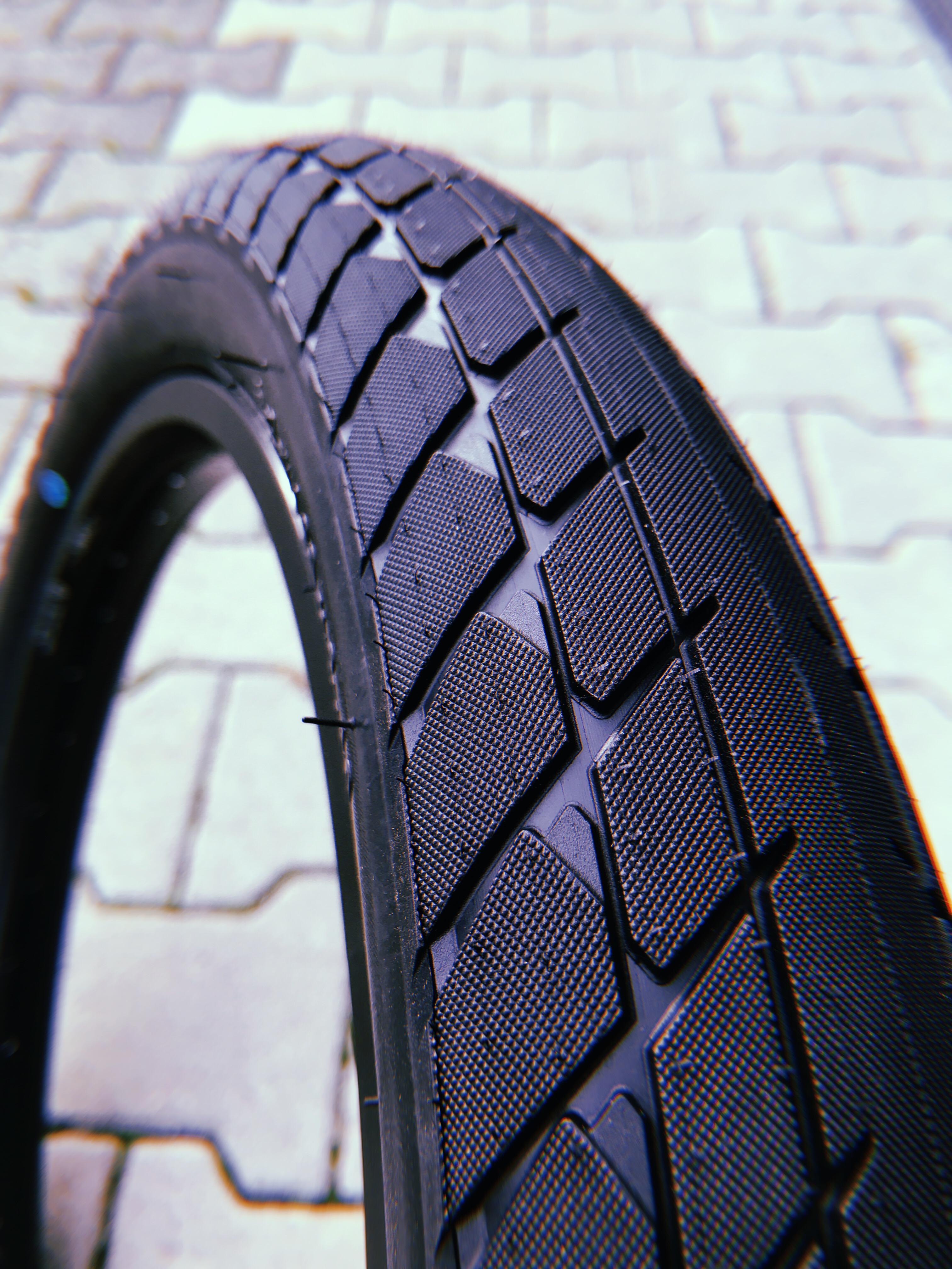 First Look The Morrow Tire Eclat Bmx
